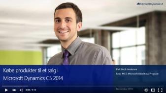 C5_Købe produkter til et salg i C5
