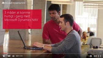 NAV_3 måder at komme hurtigt i gang