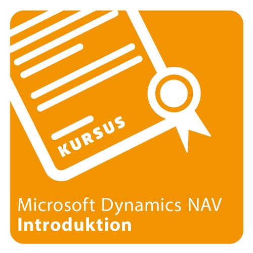 Kursus Microsoft Dynamics NAV Introduktion
