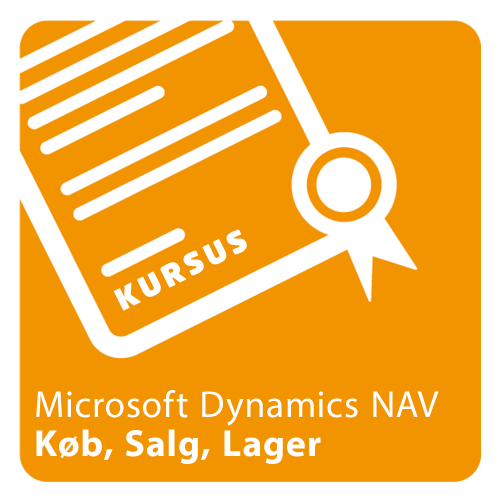 Kursus Microsoft Dynamics NAV Køb Salg Lager