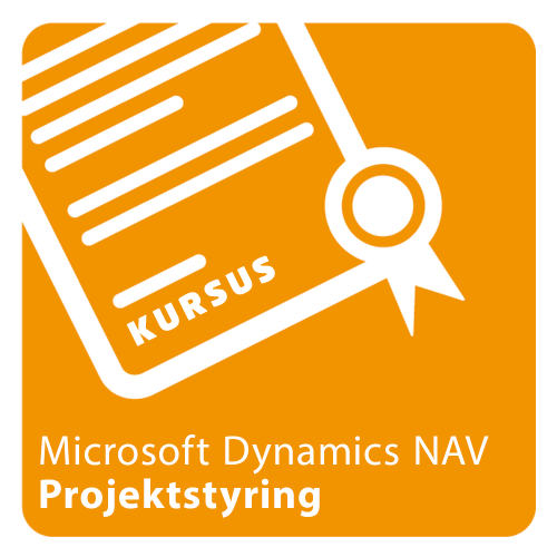 Kursus Microsoft Dynamics NAV Projektstyring