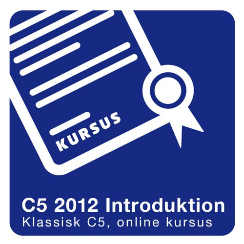 C5 2012 Introduktion kursus