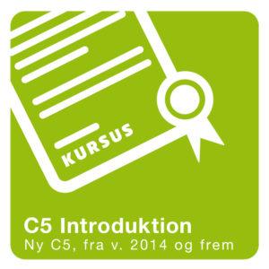 Microsoft Dynamics C5 2016 Introduktion kursus