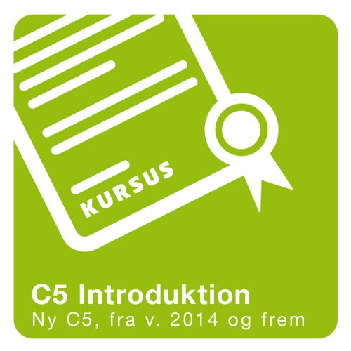 Kursus C5 Introduktion 2016