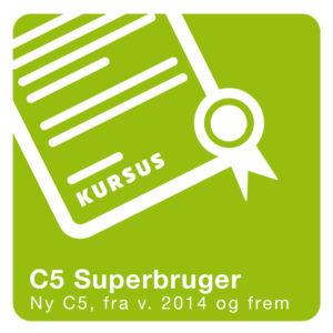 Microsoft Dynamics C5 Superbruger kursus