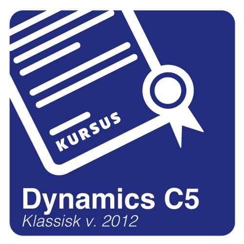 Kursus Dynamics C5 2012 klassisk