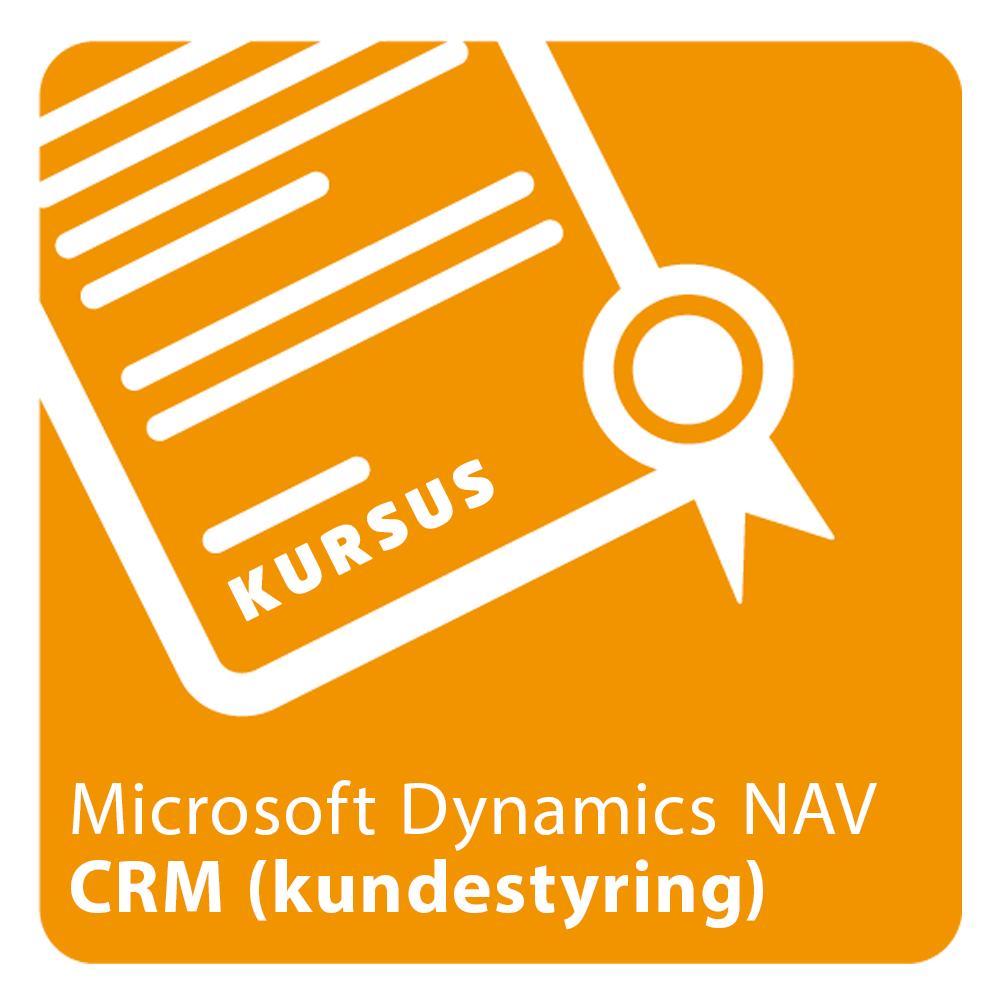 Microsoft Dynamics NAV CRM kursus