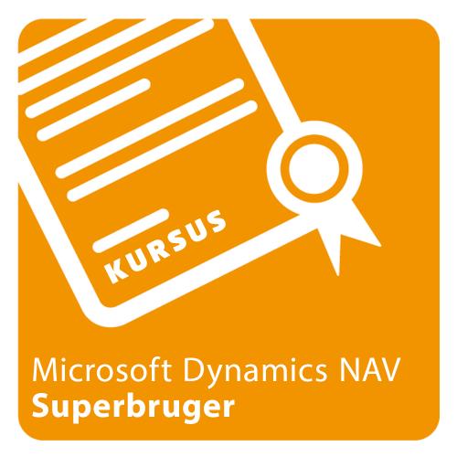 Kursus Microsoft Dynamics NAV Superbruger