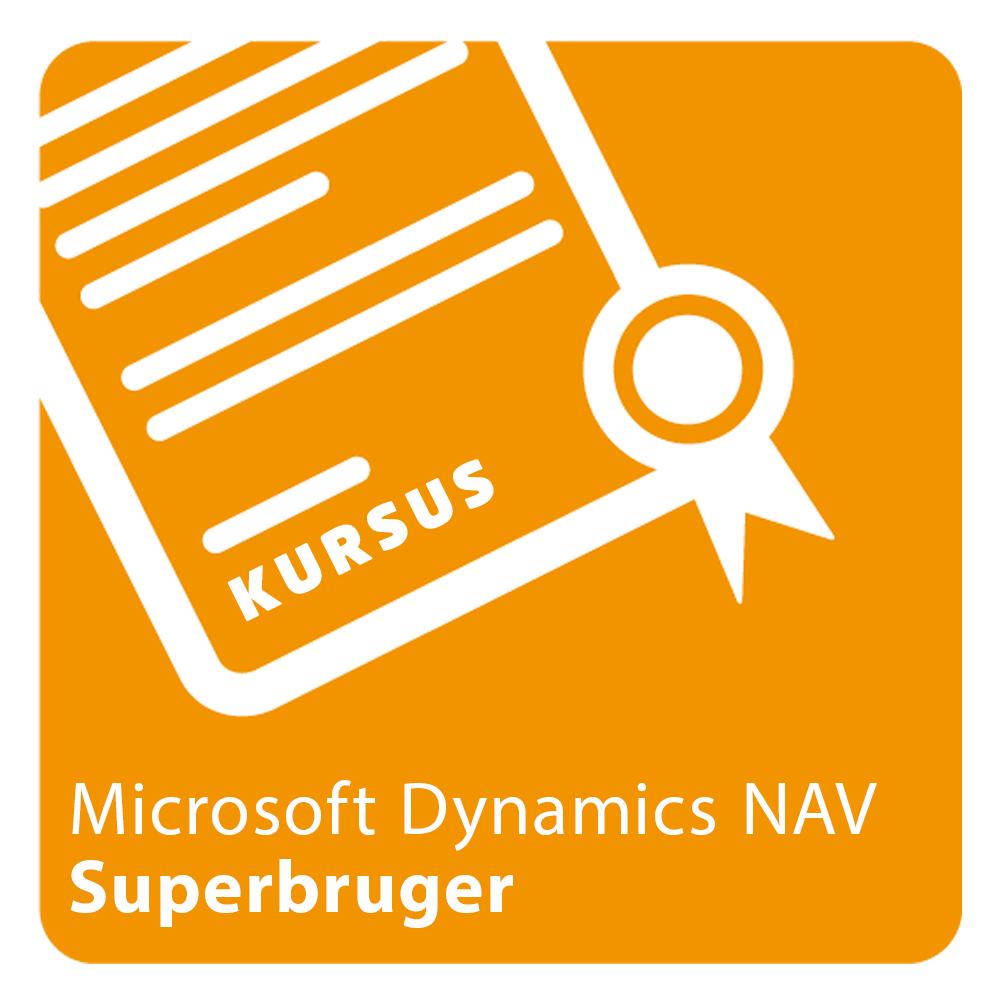 Microsoft Dynamics NAV Superbruger kursus