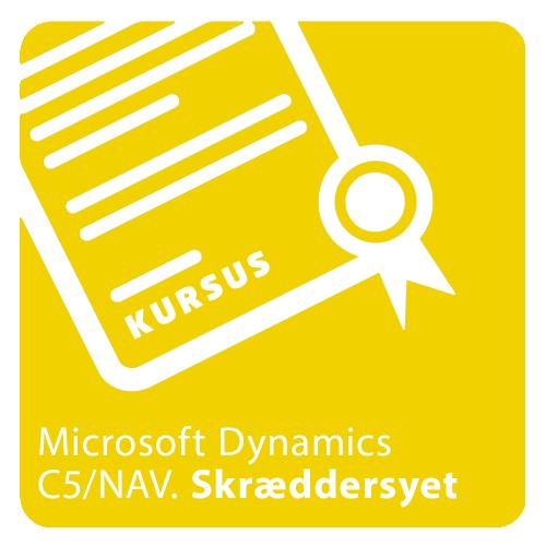 Kursus skræddersyet i Microsoft Dynamics NAV eller C5