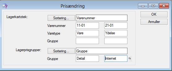 Prisjustering C5 2012_Prisændring Afgrænsning