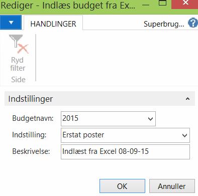 Budget_IndlæsBudget
