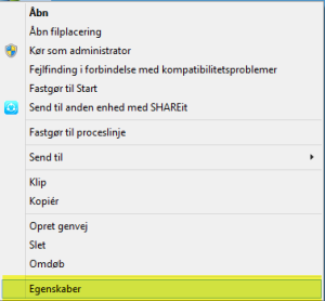 Genvej C5 Egenskaber_ERPsupporten.dk