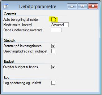 Saldoafstemning_debitorparametre_ERPsupporten.dk