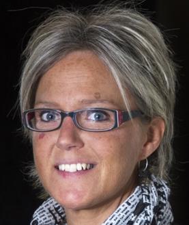 Anja Bargisen Hansen, bogholder - B.Schrøder