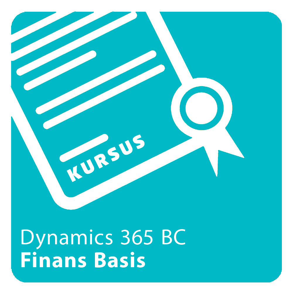Dynamics 365 Finans Basis kursus