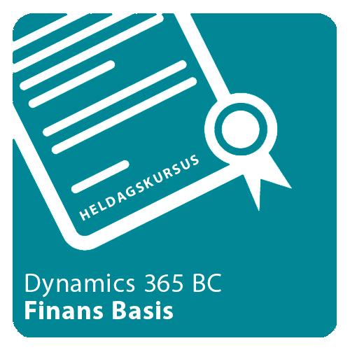 Kursus - Finans Basis til Dynamics 365 Business Central