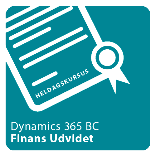 Kursus - Finans Udvidet til Dynamics 365 Business Central