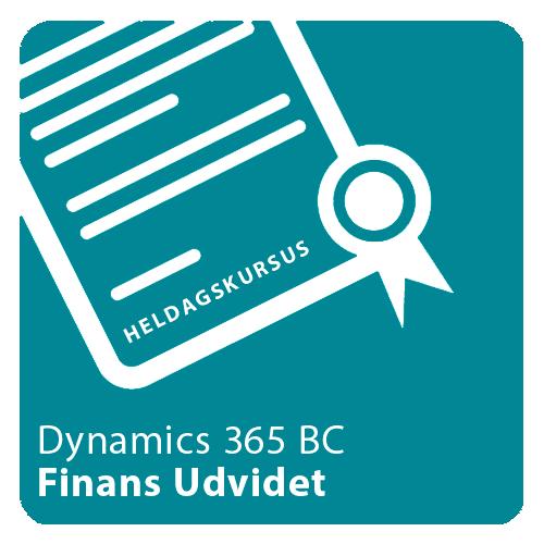 Kursus - Finans Udvidet til Dynamics 365 Business Central