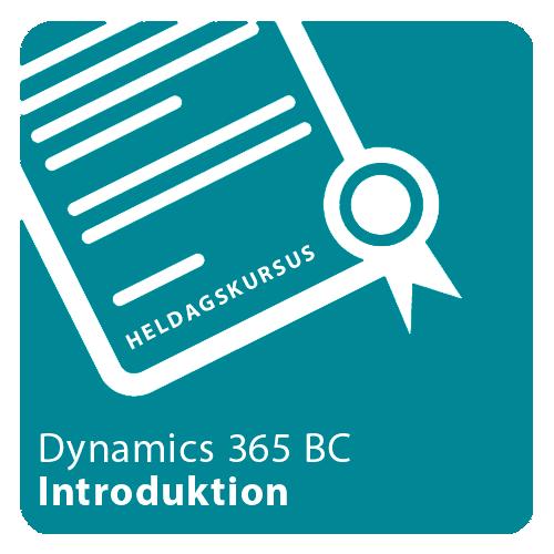 Kursus - Introduktion til Dynamics 365 Business Central