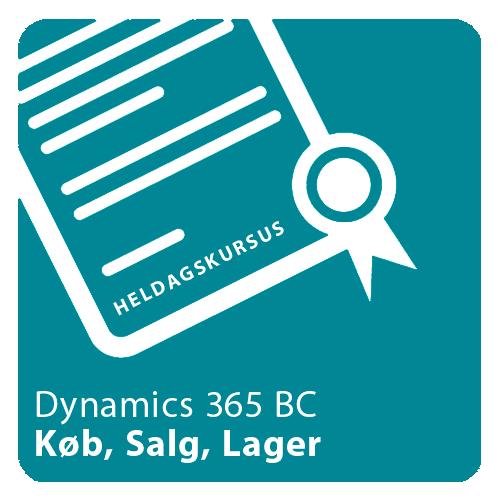 Kursus - Køb, Salg, Lager til Dynamics 365 Business Central