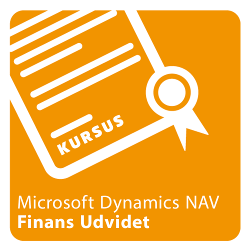 Microsoft Dynamics NAV Finans Udvidet kursus