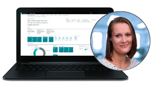 Læs mere og tilmeld dig gratis webinar: Introduktion til Dynamics 365 Business Central
