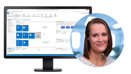 Webinar - Introduktion til Microsoft Dynamics NAV