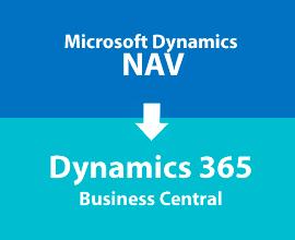 Microsoft Dynamics NAV har skiftet navn til Dynamics 365 Business Central