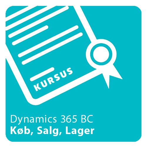 Dynamics 365 Business Central Køb, Salg, Lager - kursus - ERPsupporten