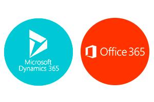 Dynamics 365 og Office 365