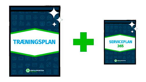 Træningsplan med Serviceplan 365