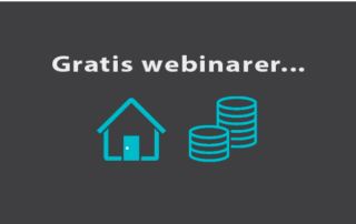 Gratis webinarer - Ejendomsadministration og Dynamics 365 Business Central