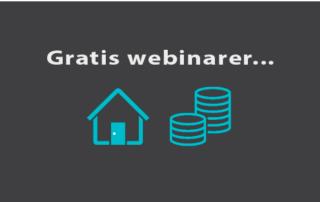 Gratis webinarer - Ejendomsadministration og Dynamics 365 Business Central