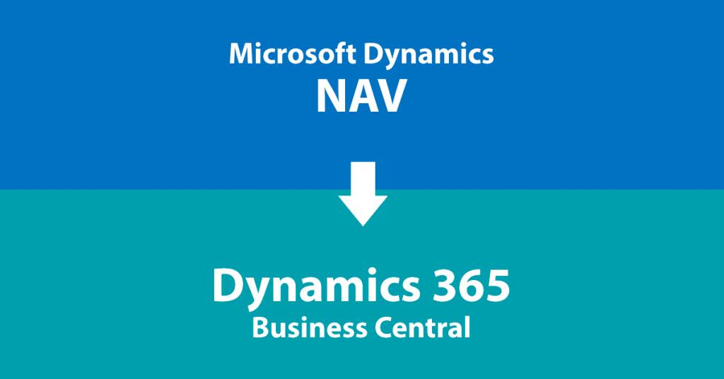 NAV skifter navn til Dynamics 365