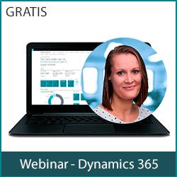 Gratis webinar om Dynamics 365 Business Central
