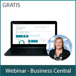 Webinar - Dynamics 365 Business Central